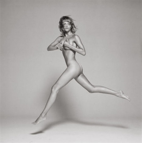 helena christensen ii by michel comte