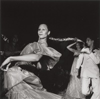 studio 54, nyc by larry fink