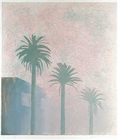 mist by david hockney
