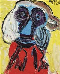 figure by karel appel