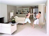 boxing by jeff wall