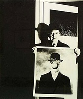magritte by bill brandt