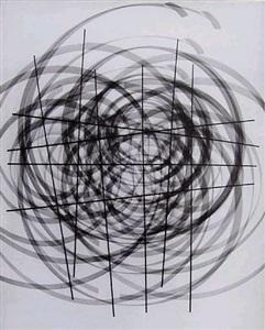 z cyklu rentgenogram kruhu / from the radiogram of a circle serie by bela kolarova