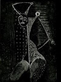 sévillane dénudée (transmutation) by brassaï