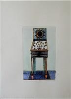 nickel machine by wayne thiebaud