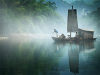 yishan island voyage (ten thousand waves) by isaac julien