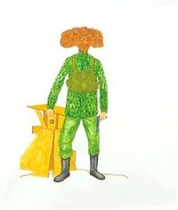 standing nfa irregular # 2 by adam helms