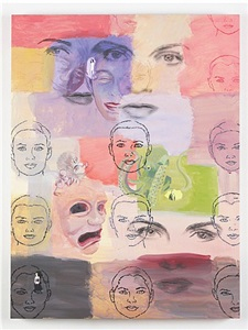 startle response characteristics by tony oursler
