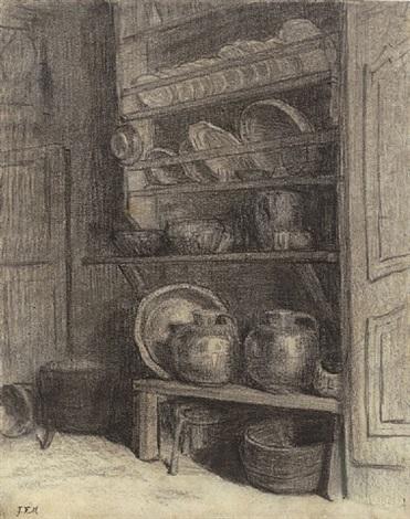 le vaisselier de gruchy by jean françois millet