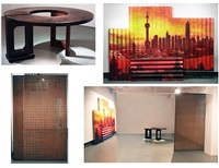 persona 3<br>long ring tea-table<br>morning in shanghai by ai weiwei, wang xingwei and ding yi