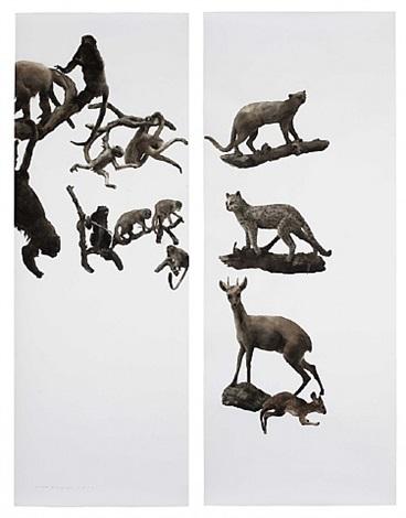 animal no. 4 by guo hongwei