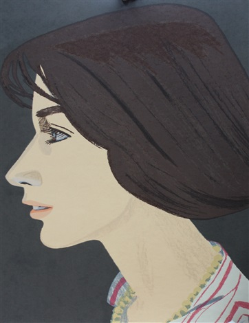 susan by alex katz