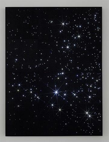 night sky: aquarius pegasus. 12 by angela bulloch