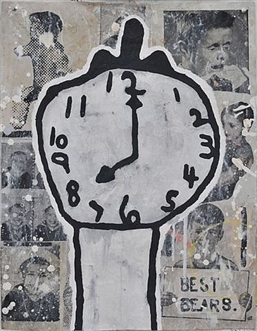 time by donald baechler
