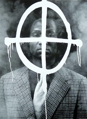 thurgood in the hour of chaos by rashid johnson