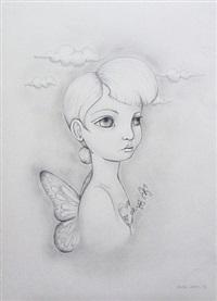 butterfly by sara sanz
