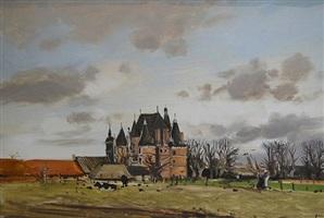 le château de martainville by jean-jacques rené