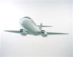 flugzeug (airplane) by martin honert