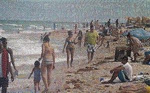 miami beach, 5-14-2011, 3:40 pm by william betts