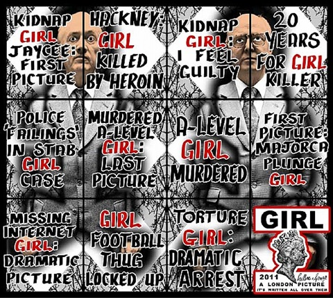 girl by gilbert and george