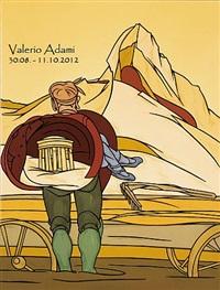 ascensione 3 by valerio adami