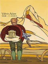 ascensione 4 by valerio adami