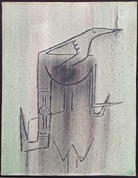 personaje by wifredo lam