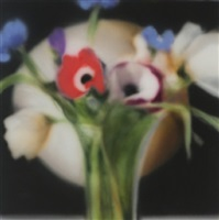 blurry bouquet 1 by ben schonzeit