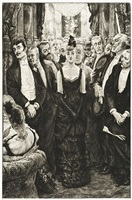 la plus jolie femme de paris by james jacques joseph tissot