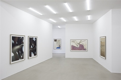 model studies (2011)<br>exhibition view at esther schipper, berlin by thomas demand