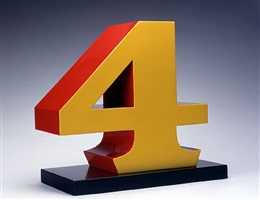four by robert indiana