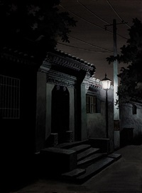 light in gloomy night by zhang weizhi
