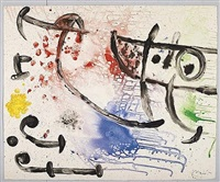 fissures by joan miró