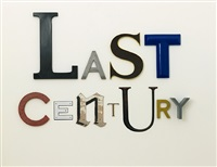 last century by jack pierson
