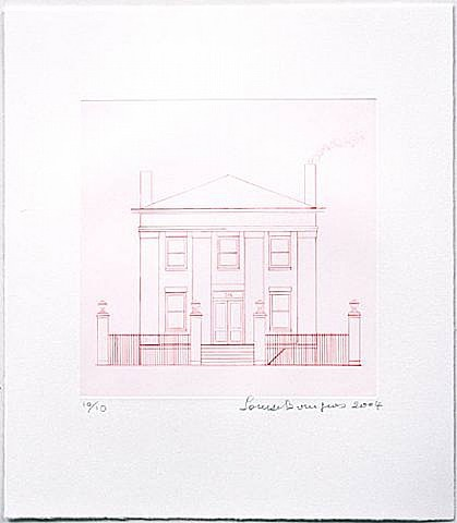 the rectory by louise bourgeois