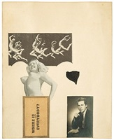 where is everybody? by ray johnson
