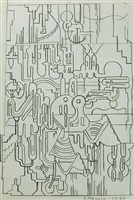 untitled by sir eduardo paolozzi