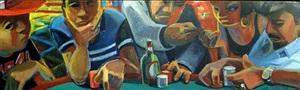 gambling heads and hands- reno by lisa esherick