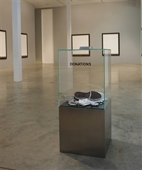 donation box by elmgreen & dragset