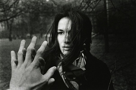 mary ellen, hand by ralph gibson