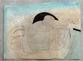 march (still life, maggiore) by ben nicholson