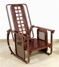 seat machine by josef hoffmann