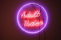 ohne titel (adult video) by jack pierson