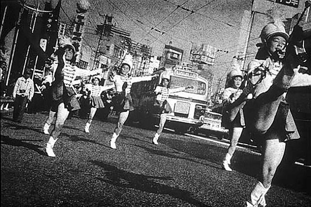 shibuya (parade) by daido moriyama