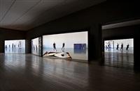 five dances and nine wall carpets by noa eshkol by sharon lockhart