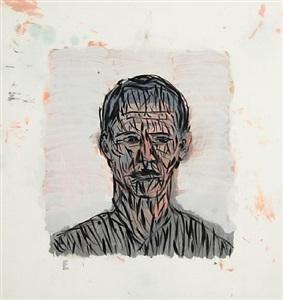 head of a convict man by alan jones