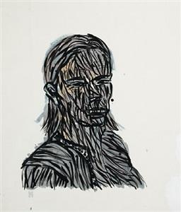 head of a convict woman by alan jones
