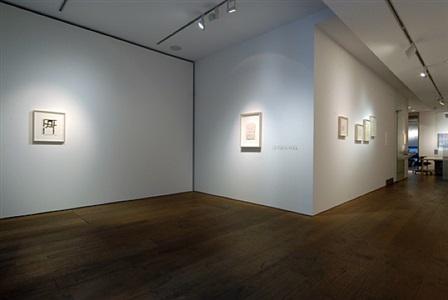 installation view by eduardo chillida