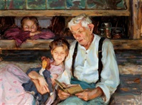 summer stories by dan gerhartz