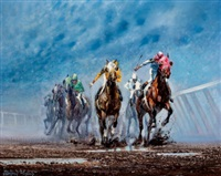 front runner by harland young